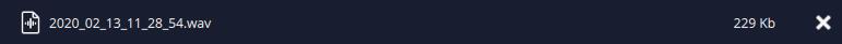 FRMS File Delete Icon