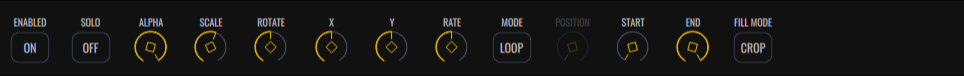 VS Layer Controls